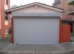 Otomatik Sarmal Garaj Kapısı